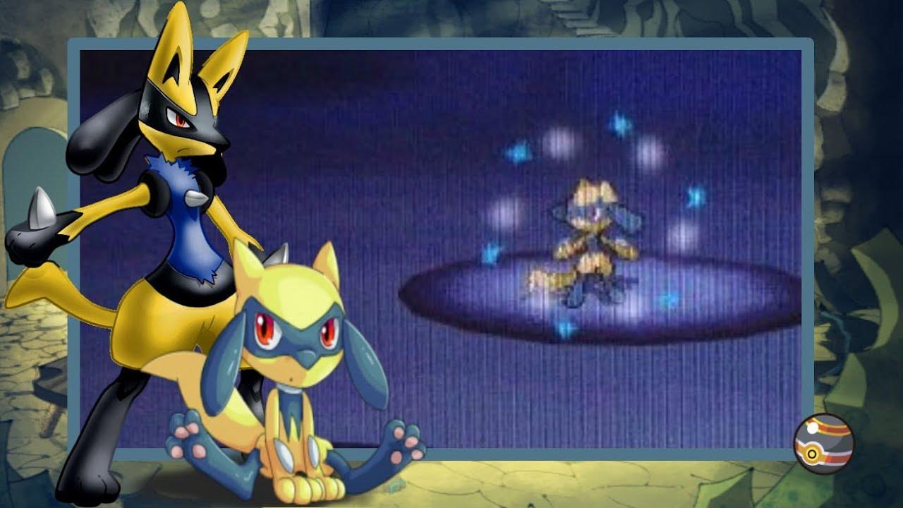 How To Get A Shiny Riolu In Pokemon Black 2