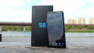 Samsung Galaxy S8 - recenze