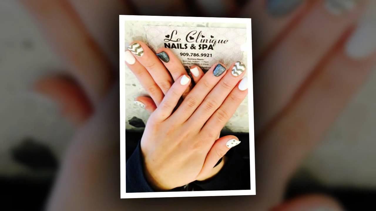 Le Clinique Nails Salon in Glendora, CA 91740 (420)
