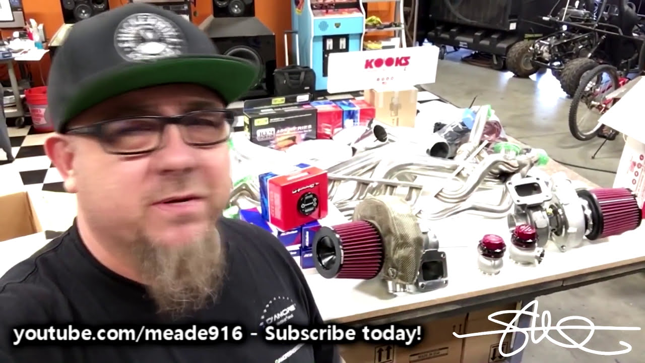 Twin Turbo Cadillac Escalade! Unboxing