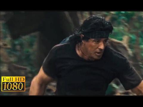 Rambo 4 (2008) - Bomb Run Scene (1080p) FULL HD