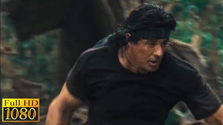 Rambo 4 (2008) - Bomb Run Scene (1080p) FULL HD