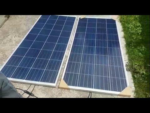 Bomba Solar Sumergible 40 Metros Máximos de Elevación thumbnail