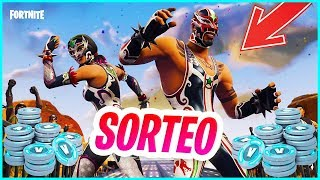 ⚡ #SORTEO THE #FORTNITE ⚡ WRESTLING SKIN