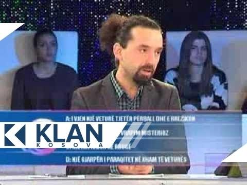 NEWS SHOW - Mysafirë: Capital T, Bim Bimma, Ergeni & Milot Hasangjekaj - 02.12.2013 -