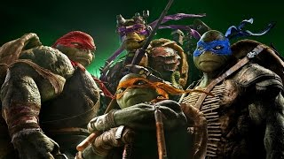 Teenage Mutant Ninja Turtles - Review