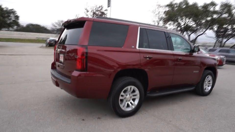 Covert Gmc Austin >> 2016 Chevrolet Tahoe Austin, San Antonio, Waco, Temple, San Marcos, TX PB3219 - YouTube