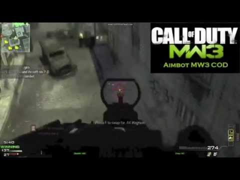 Aimbot Hack for MW3 PS3 HELP PLEASE