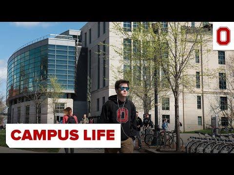 Campus Life At The Ohio State University