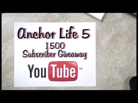 VR for Anchor Life 5 GIVEAWAY