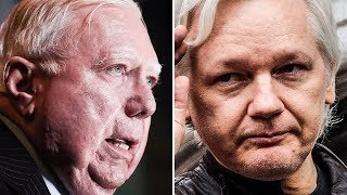 Jerome Corsi Says God Told Him About Wikileaks, Not Julian Assange
