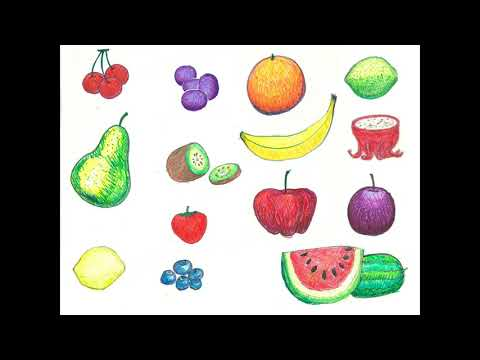 Fruit is Good for You: ESL song to teach Plural forms