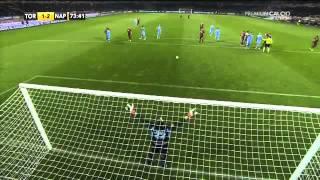 Torino Napoli 3-5 telecronaca di Raffaele Auriemma