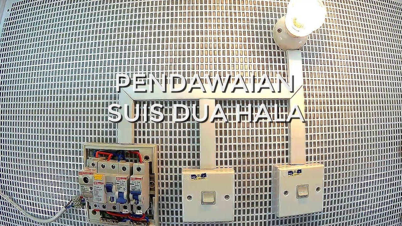 Baiki Pendawaian Semula Lampu Pendaflour Kalimantang Didiktv Wiring