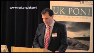#UKPONI Ed Currie -- Prospects for the UK Nuclear Enterprise