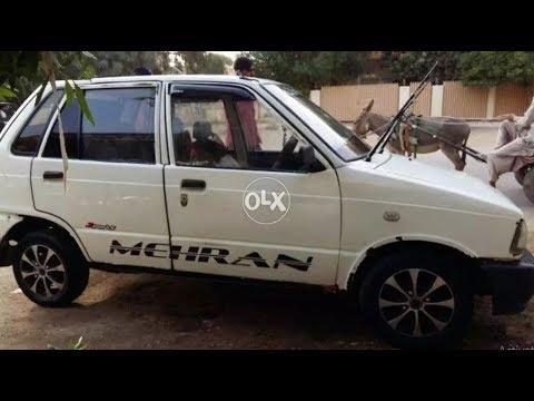 Suzuki Mehran 1990 Model Urgently For Sale