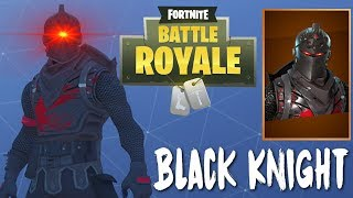 THE BLACK KNIGHT - Legendary Skin (Fortnite Battle Royale)