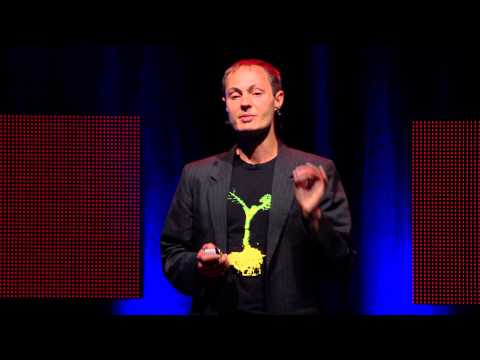 Democratizing Life through Glowing Plants: Antony Evans at TEDxBrussels