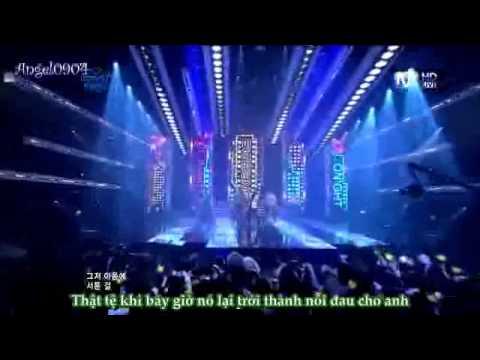 [Vietsub] 110317 Big Bang-Tonight ( live )