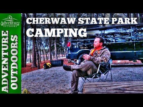 Adventure Van Camping ~ Cheraw State Park
