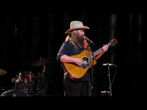 "Chris Stapleton ""There Ain't No Easy Way"" at CRS 2018"