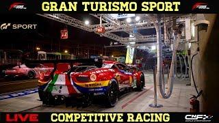 GT Sport - Open Lobby Practice (Fia regulations)