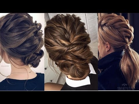 Glamorous Updo Hairstyles That Approved by Celebrities