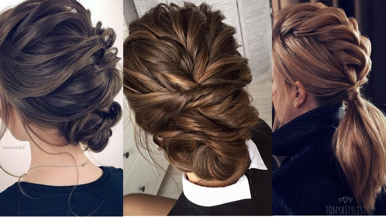 Glamorous Updo Hairstyles That Approved By Celebrities Youtube