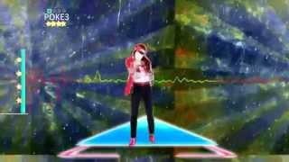 just dance   right by my side by nicki minaj feat chris brown   mash up