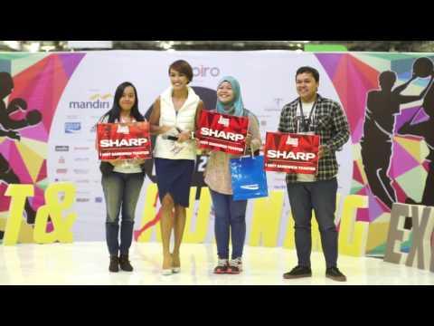 Sport & Running Expo - Jakarta Marathon 2015