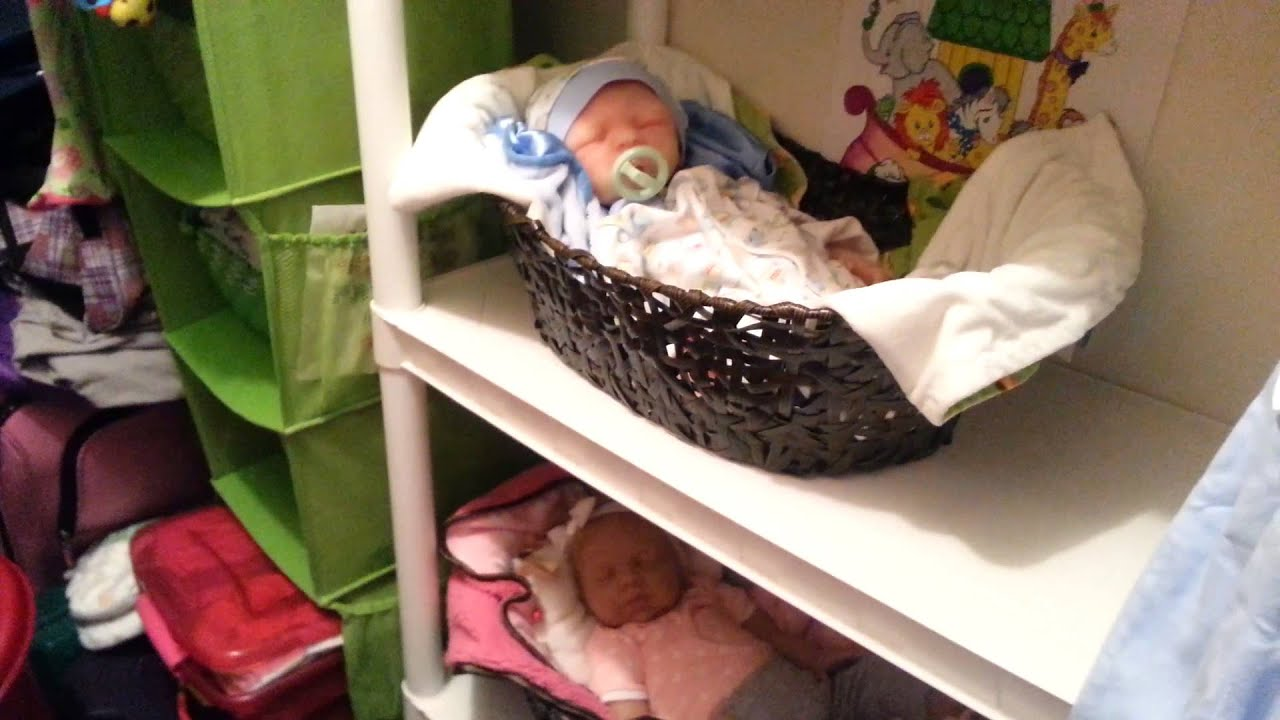 The Babies Get New BedsHow to Make a Reborn Baby Bed
