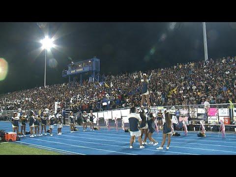 #Cover2 Hawaii high school football highlights & scores 9/22/17