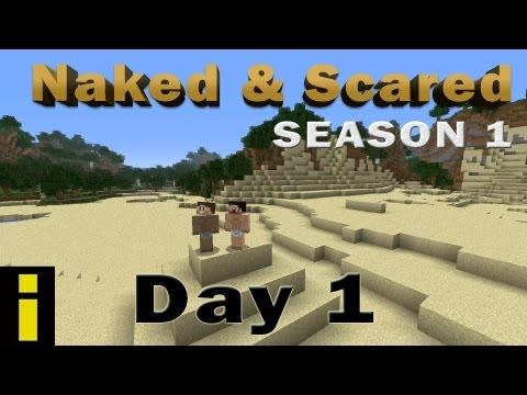 Minecraft: Naked & Scared - Season 1 - Episode 1 (impulse's POV)