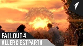Fallout 4 Gameplay 1 Terre d sol e bonjour FR