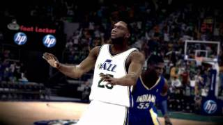 NBA 2K12 PC My Player - [17th game] Short Intro