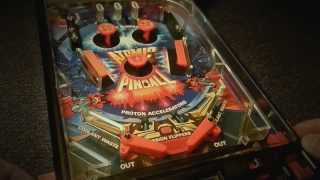 Inside Atomic Pinball - How it works