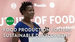 Food Production Fosters Sustainable Development   Chido Govera
