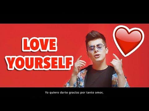 LOVE YOURSELF CHALLENGE (CANCIÓN JAVIHELADINOS) | Javier Ramírez