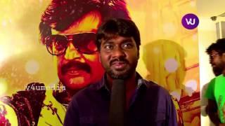 cinematography G .Murali talks about Our Thalaivar super star rajini 's kabaliaudio&Santhosh