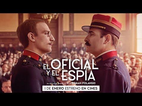 EL OFICIAL Y EL ESPÍA - Tráiler Español