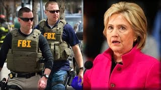 """BREAKING REPORT: FBI AGENTS HAVE SHOCK PLAN TO DEAL WITH """"COWARDLY"""" CLINTON INVESTIGATION"""