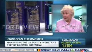 CEW(UK) Product Demonstration Evening featured on CNBC Thumbnail