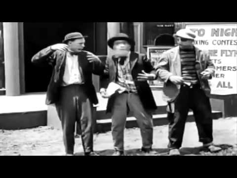 The Knockout (1914) - Charlie Chaplin (HD)