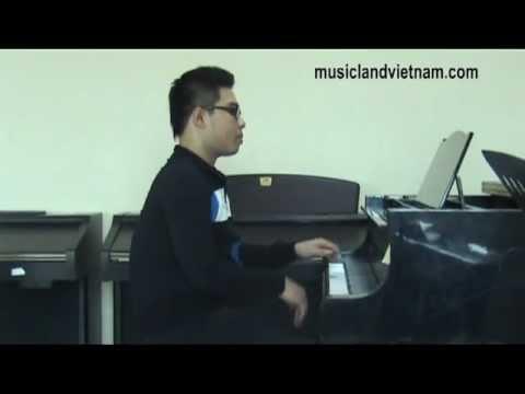 Dạy và Học Piano - Trái tim mùa thu, Autumn in My Heart, nhạc phim Hàn Quốc