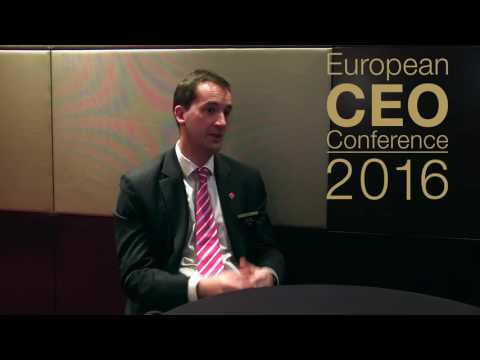 European CEO Conference 2016 - Nick Allan Interview