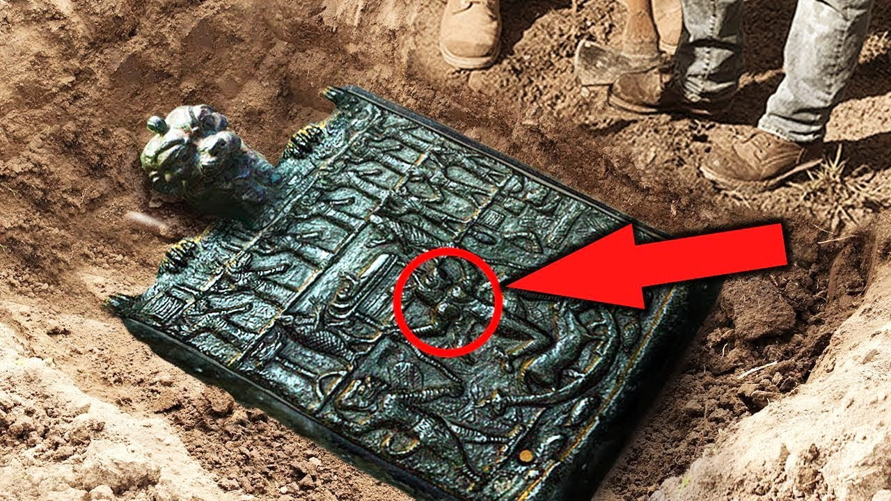 12 Most Amazing Artifacts Finds That Change History