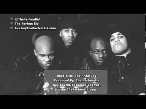 The Frontline - Onyx Type Beat - MPC Renaissance Beat Making Video