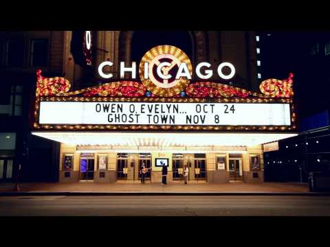 Owen - O, Evelyn... | Live Outside The Chicago Theatre