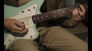The Woodies - K-55 - Surf Guitar Lesson With Tabs