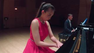Isabella Ma 2016 Master Class with Stephen Hough